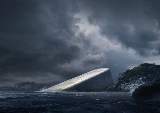 Những kiến trúc dưới nước độc nhất vô nhị - Ảnh 5.