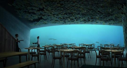 Những kiến trúc dưới nước độc nhất vô nhị - Ảnh 6.