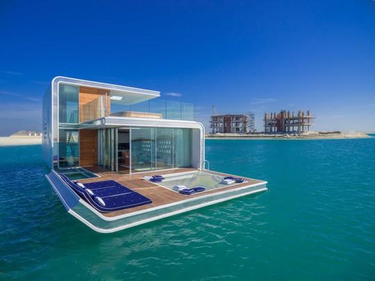 Những kiến trúc dưới nước độc nhất vô nhị - Ảnh 8.