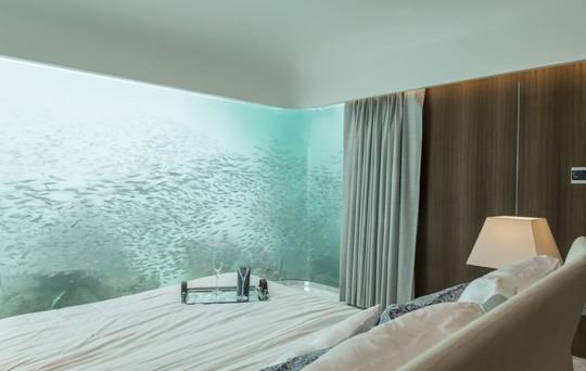 Những kiến trúc dưới nước độc nhất vô nhị - Ảnh 10.