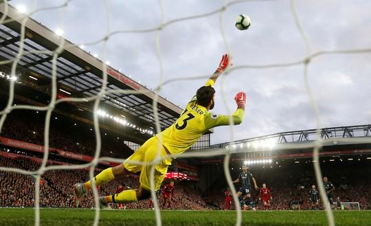 Bước ngoặt penalty, Liverpool chia điểm đại chiến Man City - Ảnh 4.
