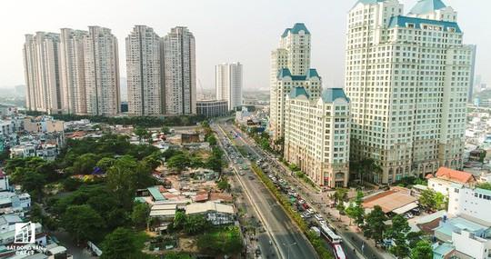 Hạ tầng giao thông tác động đến thị trường BĐS TP HCM? - Ảnh 1.