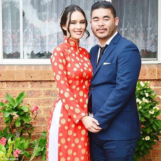 Tai nạn kinh hoàng, người gốc Việt mất người vợ mang song thai - Ảnh 2.