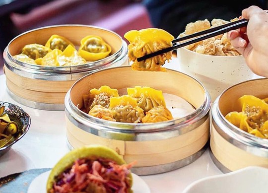 Điểm danh những món dễ ăn, thu hút du khách ở Lệ Giang - Ảnh 1.