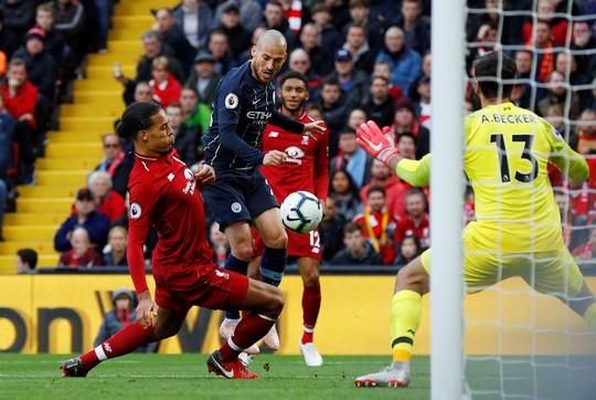 Bước ngoặt penalty, Liverpool chia điểm đại chiến Man City - Ảnh 3.