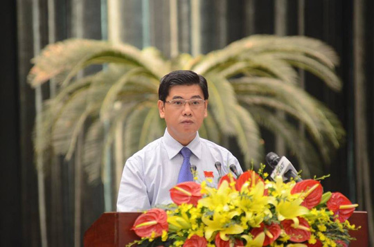 HĐND TP HCM thông qua đề xuất xây nhà hát 1.500 tỉ ở Thủ Thiêm - Ảnh 1.