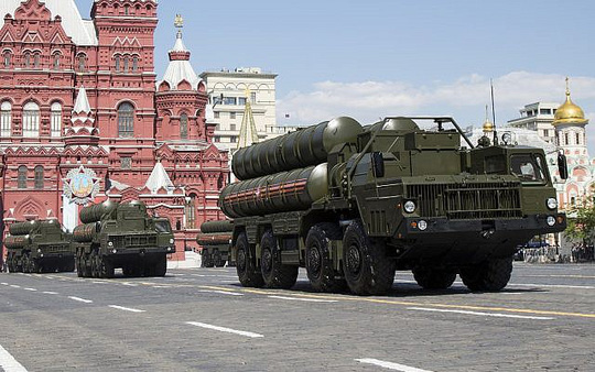 Nga cho không Syria 24 bệ phóng tên lửa S-300 - Ảnh 1.