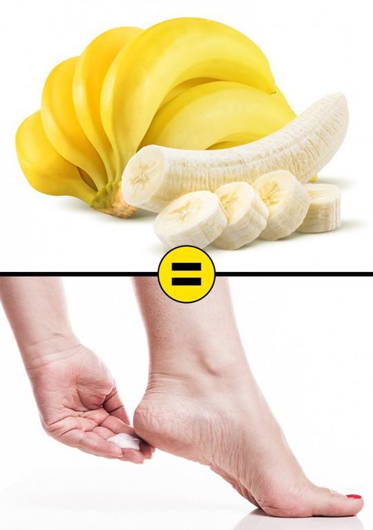 8 công thức rẻ tiền trị gót chân nứt nẻ, thô ráp - Ảnh 3.