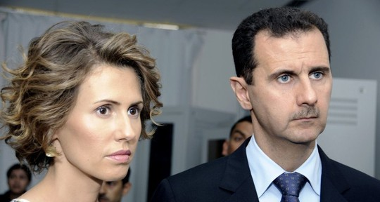 Hình ảnh sau hóa trị của đệ nhất phu nhân Syria gây tranh cãi - Ảnh 3.