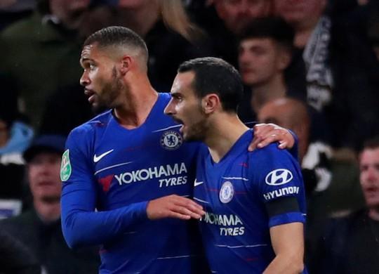 Ghi 4 bàn, Derby County thua đau Chelsea ở League Cup - Ảnh 4.