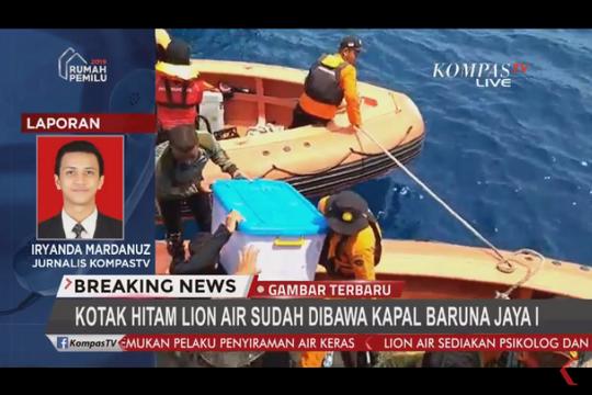 Thấy hộp đen, Indonesia giải được bí ẩn vụ rơi máy bay Lion Air? - Ảnh 1.