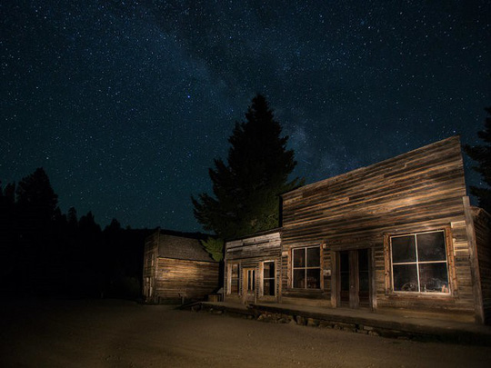 Công viên, khu nghỉ dưỡng bỏ hoang đáng sợ ở Mỹ - Ảnh 5.