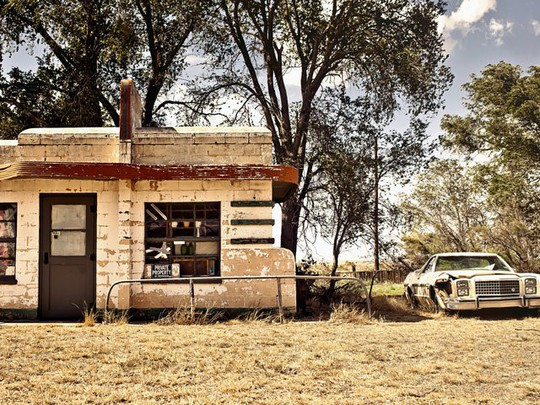 Công viên, khu nghỉ dưỡng bỏ hoang đáng sợ ở Mỹ - Ảnh 6.