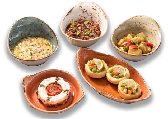 Đa sắc ẩm thực Thổ Nhĩ Kỳ khách sạn Windsor Plaza - Ảnh 1.