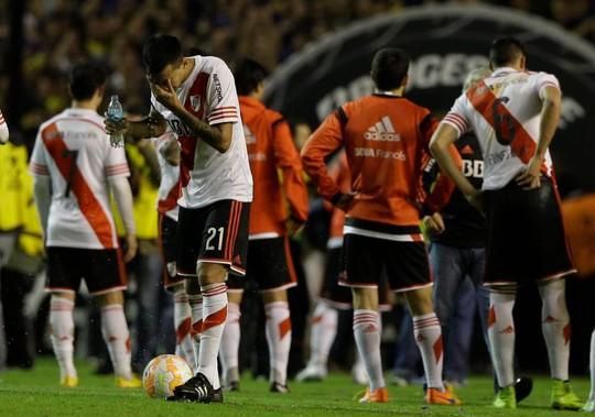 Siêu kinh điển Boca Juniors - River Plate lấn át derby Manchester - Ảnh 4.
