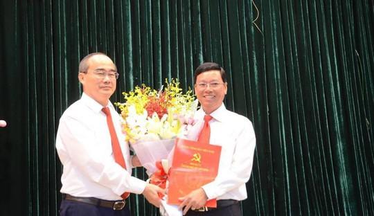 TP HCM: Ông Vũ Ngọc Tuất làm Bí thư Quận ủy quận Bình Thạnh - ảnh 1