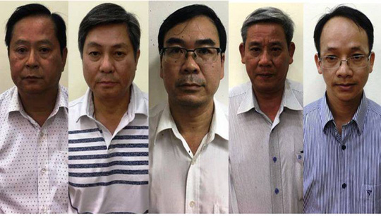 Former Vice President of City People's Committee of Ho Chi Minh City Claims Crime on Sabec - Picture 1.