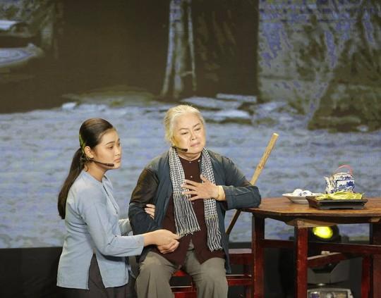 NSƯT Thanh Nguyệt khóc nhiều vì nhớ nghề - Ảnh 1.