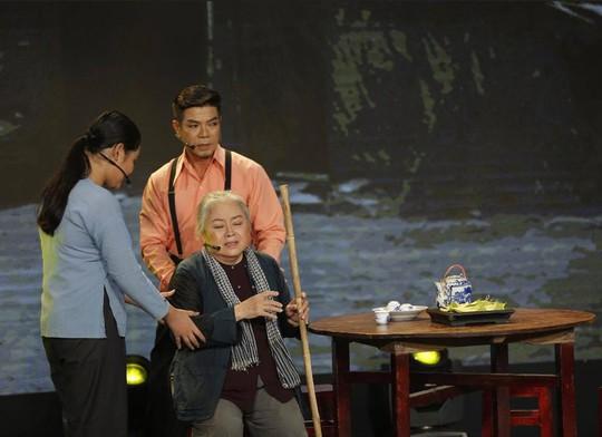 NSƯT Thanh Nguyệt khóc nhiều vì nhớ nghề - Ảnh 3.