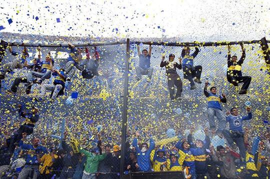 Siêu kinh điển Boca Juniors - River Plate lấn át derby Manchester - Ảnh 8.