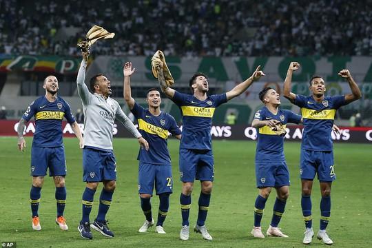Siêu kinh điển Boca Juniors - River Plate lấn át derby Manchester - Ảnh 6.