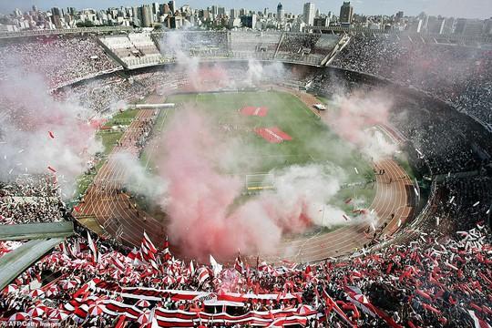 Siêu kinh điển Boca Juniors - River Plate lấn át derby Manchester - Ảnh 7.