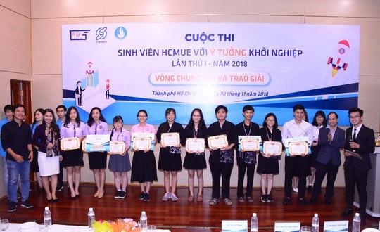 Phần mềm hỗ trợ tự học tiếng Trung đoạt giải nhất cuộc thi khởi nghiệp - Ảnh 1.