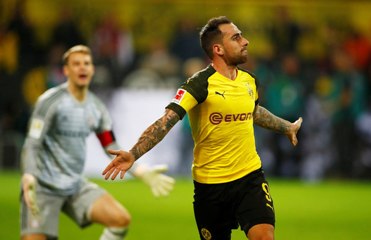 Tiệc bàn thắng siêu kinh điển Bundesliga, Dortmund quật ngã Bayern Munich - ảnh 6