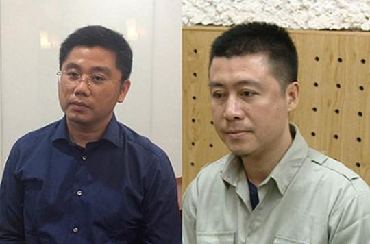 Xe đặc chủng đưa ông Phan Văn Vĩnh và các đồng phạm trong đường dây đánh bạc ngàn tỉ đến tòa - Ảnh 6.