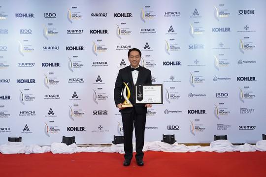 SonKim Land  nhận giải Best Boutique Developer 2018 - Ảnh 1.