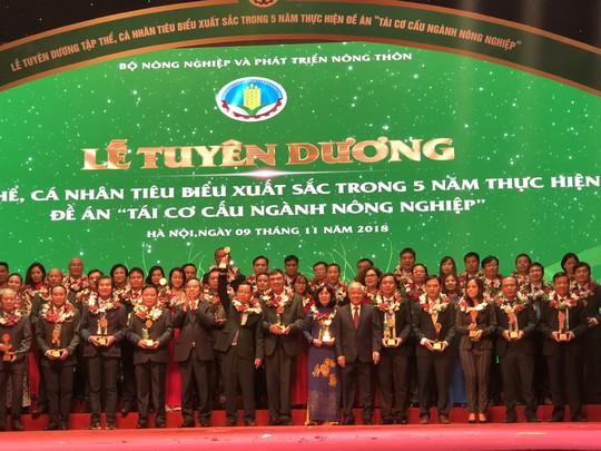 """Bình Điền luôn là """"Doanh nghiệp vì nhà nông"""""""
