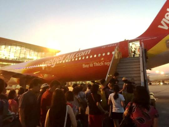 Vietjet dẫn đầu về chậm chuyến bay trong tháng 10