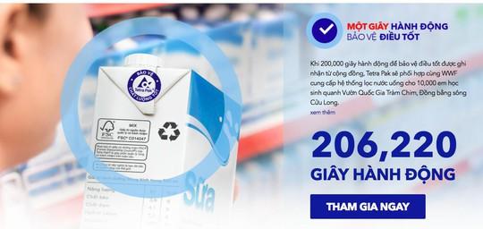 Các lý do khiến sữa hộp giấy được mẹ ưu ái - Ảnh 2.