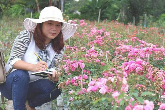 Trà hoa hồng nguyên bông 10 triệu đồng/kg, làm ra không đủ bán - Ảnh 7.
