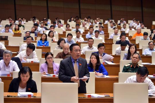 Đại biểu QH Lưu Bình Nhưỡng đăng đàn đánh giá về công tác điều tra của công an - Ảnh 1.