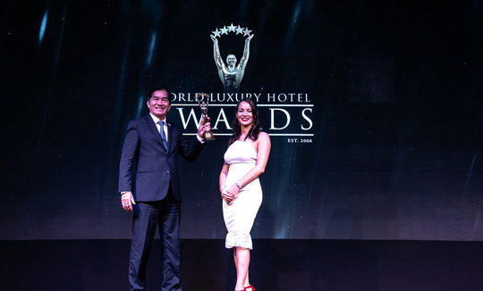 World Luxury Hotel Awards 2018 vinh danh Silk Sense Hội An River Resort - Ảnh 1.