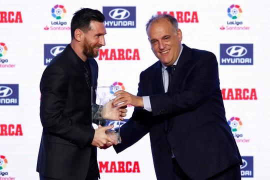 Trở lại sau chấn thương, Messi thành sao sáng nhất La Liga - Ảnh 3.
