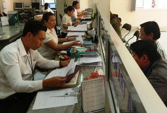Nâng quyền lợi BHXH cho cán bộ không chuyên trách phường, xã - Ảnh 1.