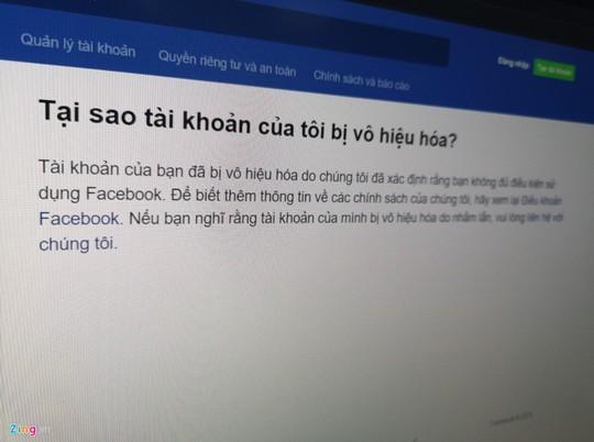 Nhiều nghệ sĩ Việt Nam khóa Facebook vì sợ bị đánh sập - Ảnh 2.