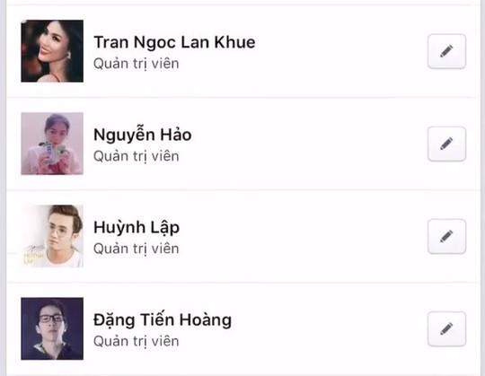 Nhiều nghệ sĩ Việt Nam khóa Facebook vì sợ bị đánh sập - Ảnh 3.