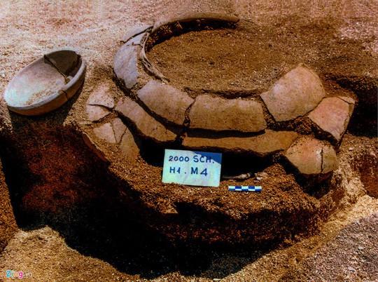 Vẻ đẹp huyền bí của di tích văn hoá Sa Huỳnh trên đảo Lý Sơn - Ảnh 6.