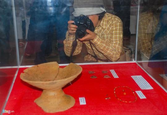 Vẻ đẹp huyền bí của di tích văn hoá Sa Huỳnh trên đảo Lý Sơn - Ảnh 10.