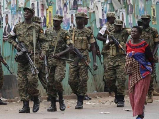 Uganda điều động binh sĩ bảo vệ...doanh nghiệp Trung Quốc - Ảnh 2.