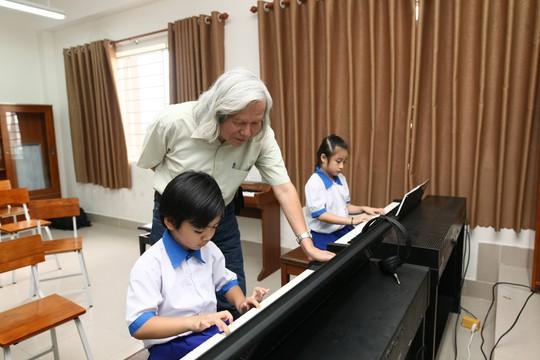 Giáo dục âm nhạc trong trường phổ thông hiện nay - Ảnh 1.