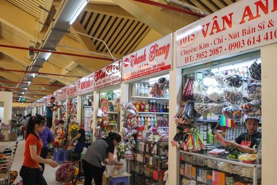 Ngôi chợ gần 100 tuổi ở TP HCM chính thức mở cửa trở lại - Ảnh 5.