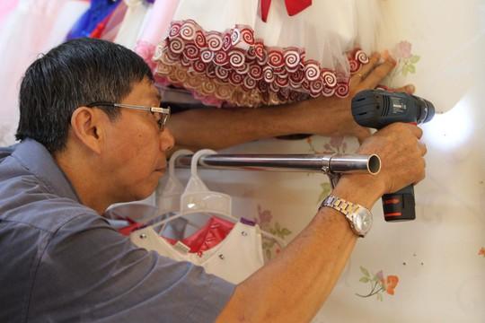 Ngôi chợ gần 100 tuổi ở TP HCM chính thức mở cửa trở lại - Ảnh 8.