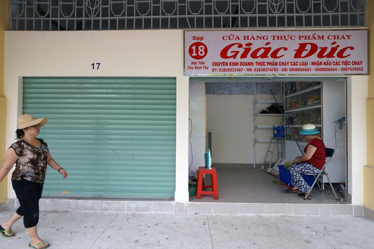 Ngôi chợ gần 100 tuổi ở TP HCM chính thức mở cửa trở lại - Ảnh 16.