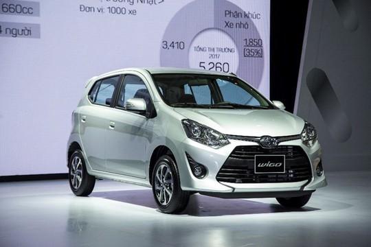 Xe nhỏ giá mềm tại Việt Nam sôi động hơn bao giờ hết - Ảnh 2.