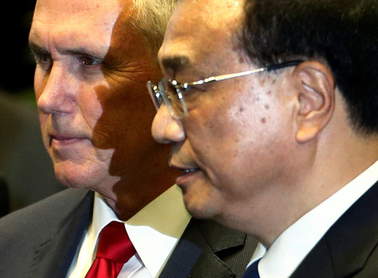 Ông Lý Hiển Long: Đông Nam Á có thể phải chọn giữa Mỹ và Trung Quốc - Ảnh 1.