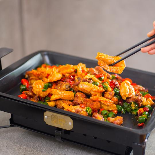 Nhà hàng Hao Yu Grilled Fish tham gia làng ẩm thực Việt Nam - Ảnh 1.